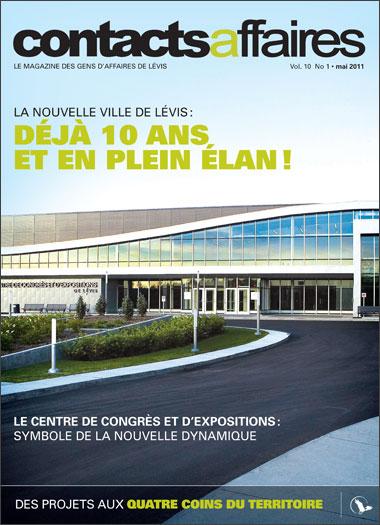 Contacts Affaires Lévis printemps 2011