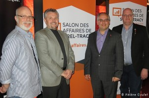 Salon des affaires (photo)